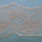 Antique French Lace Peach
