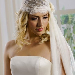 Bella Cap Wedding Veil