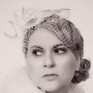 Debbie headpiece