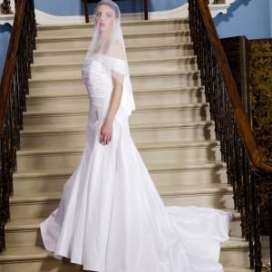 Despina Silk Wedding Veils