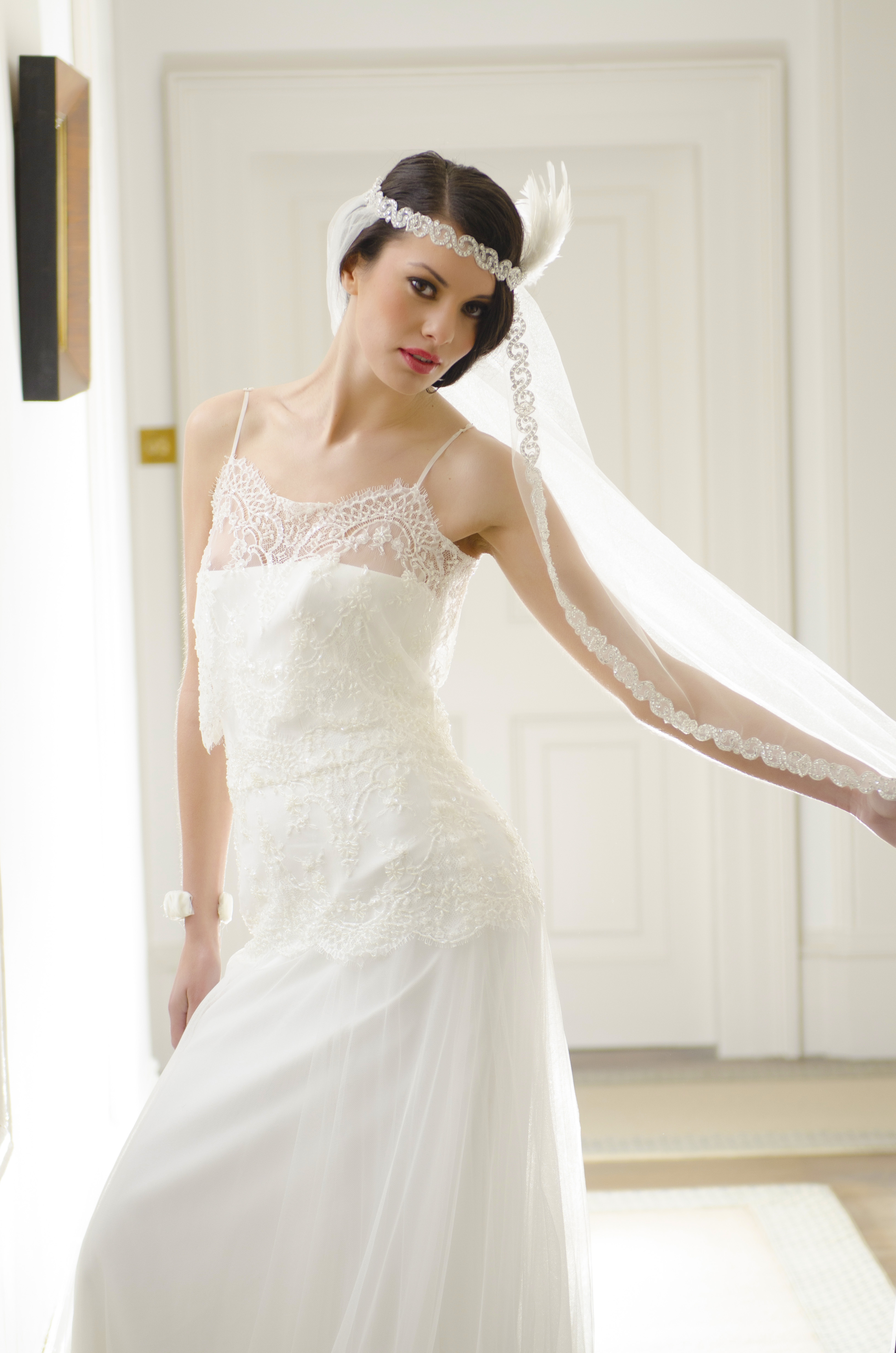 The great gatsby inspiration 1920s wedding dresses and wedding great gastby 1920s wedding veil ombrellifo Gallery
