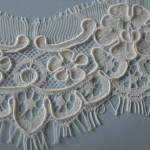 Ivory Corded Lace
