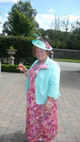 Roberta Wedding Hats