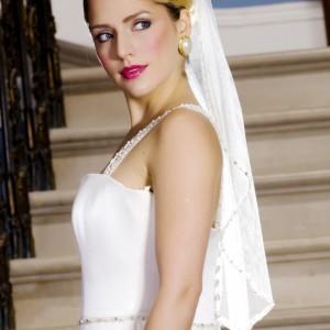 Sophie Angel Wedding Veil