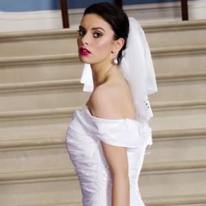 Titania Swarovski Wedding Veils