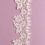 courtney lace trim ivory