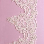 Jessica Ivory lace