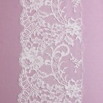 kate chantilly lace edging
