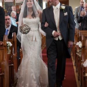 Cap Wedding Veil, Holly