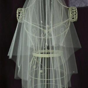 Ivory Wedding Veils Andrea Veil –