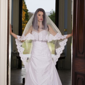 Carolina,  Mantilla Wedding Veils
