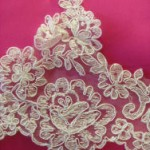 Corded lace edging 10012
