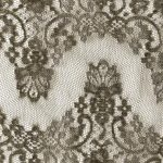 Deitrich, black French Lace