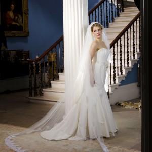 Lace Wedding Veil, Sarah,