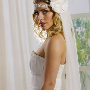 Layla Boho Wedding Veil