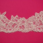 Ivory Lace Edging , 10 cm