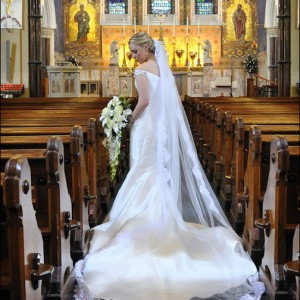Jacinta Lace Wedding Veil