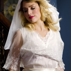 Ivory Wedding Veils, Lotty