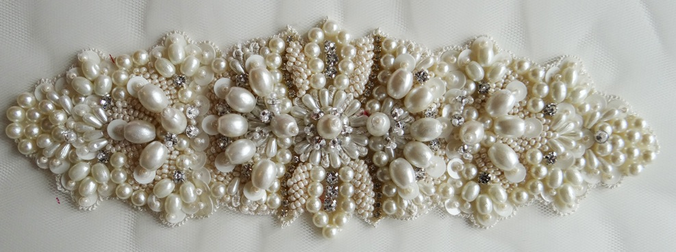 Band 5 Ivory And Pearl