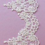 alexandra lace edging ivory