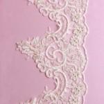 Jessica Ivory lace