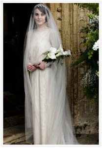 Wedding Inspiration Downton Abbey