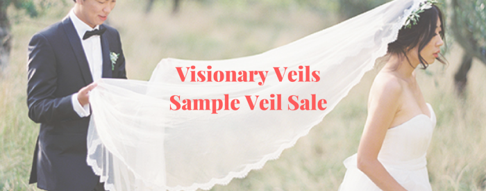 Visionary VeilsSample Veil Sale Image Facebook