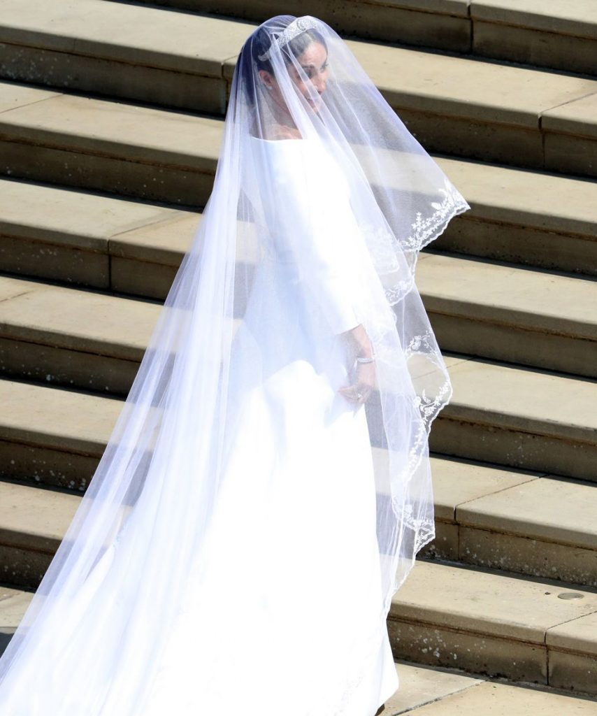 Visionary Veils designer Rebekah shares her insights on the Royal Wedding of Meghan Markle and Prince Harry.