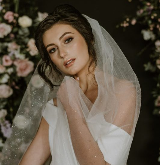 Visionary Veils Bespoke Wedding Veil Design Northern Ireland