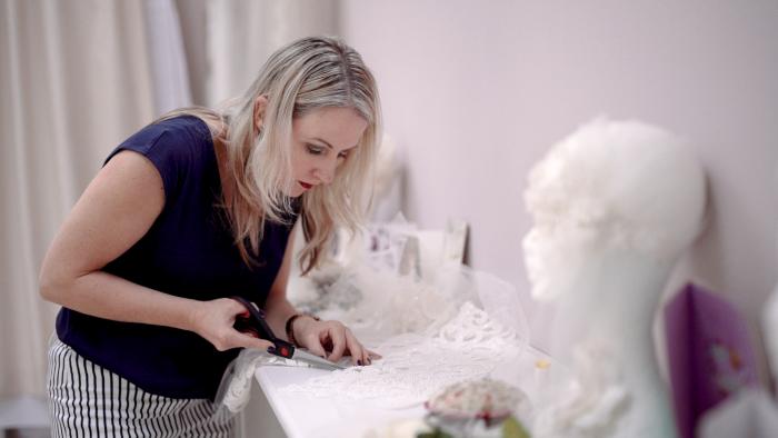 Wedding Veil Designer