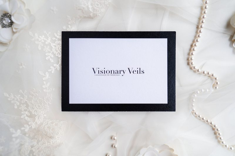 Treat someone you love to a gift card from Visionary Veils